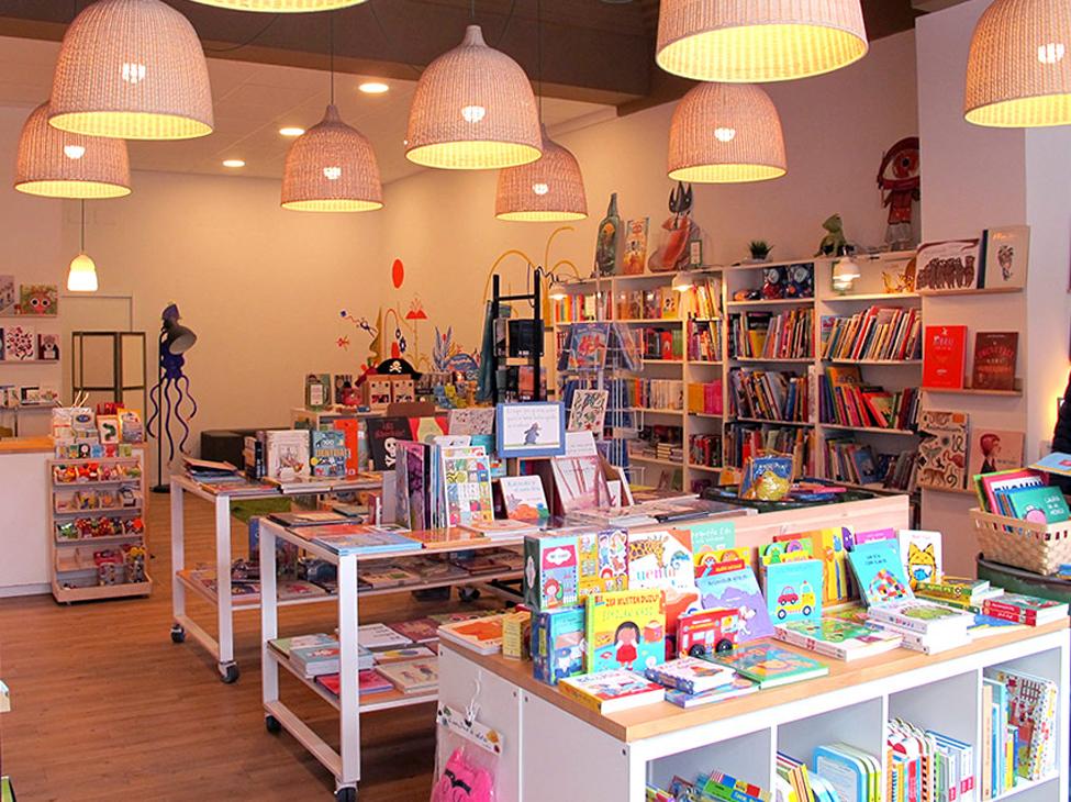 5 librer as para visitar con ni os for Libreria nautica bilbao