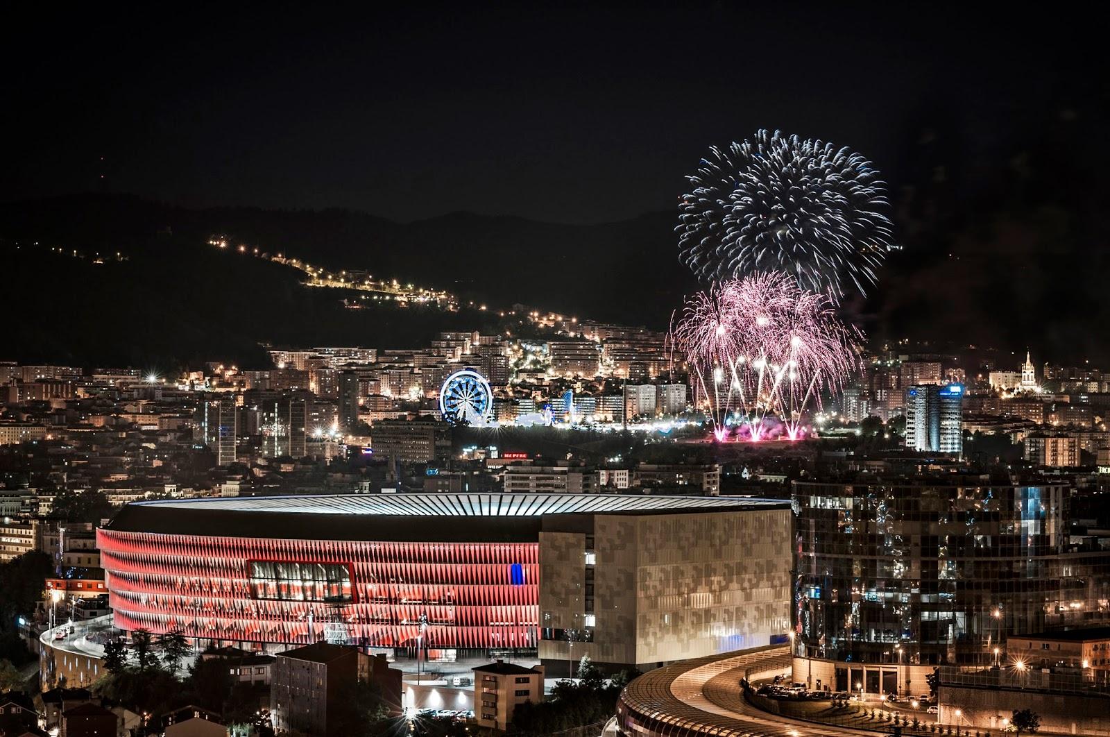 Programa Oficial Aste Nagusia 2016 Bilbao: conciertos bilbao 2016