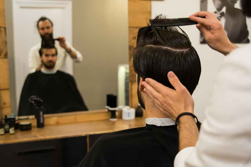 Barbería del norte