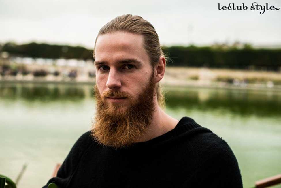 Hombres con barba