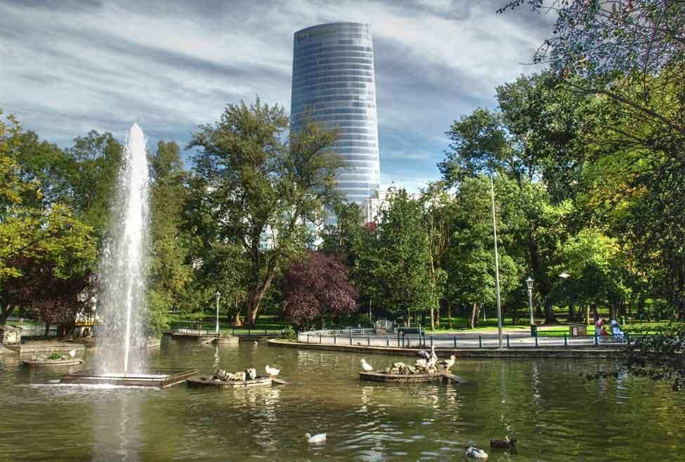 Descubre la historia de uno de los parques más conocidos de Bilbao!