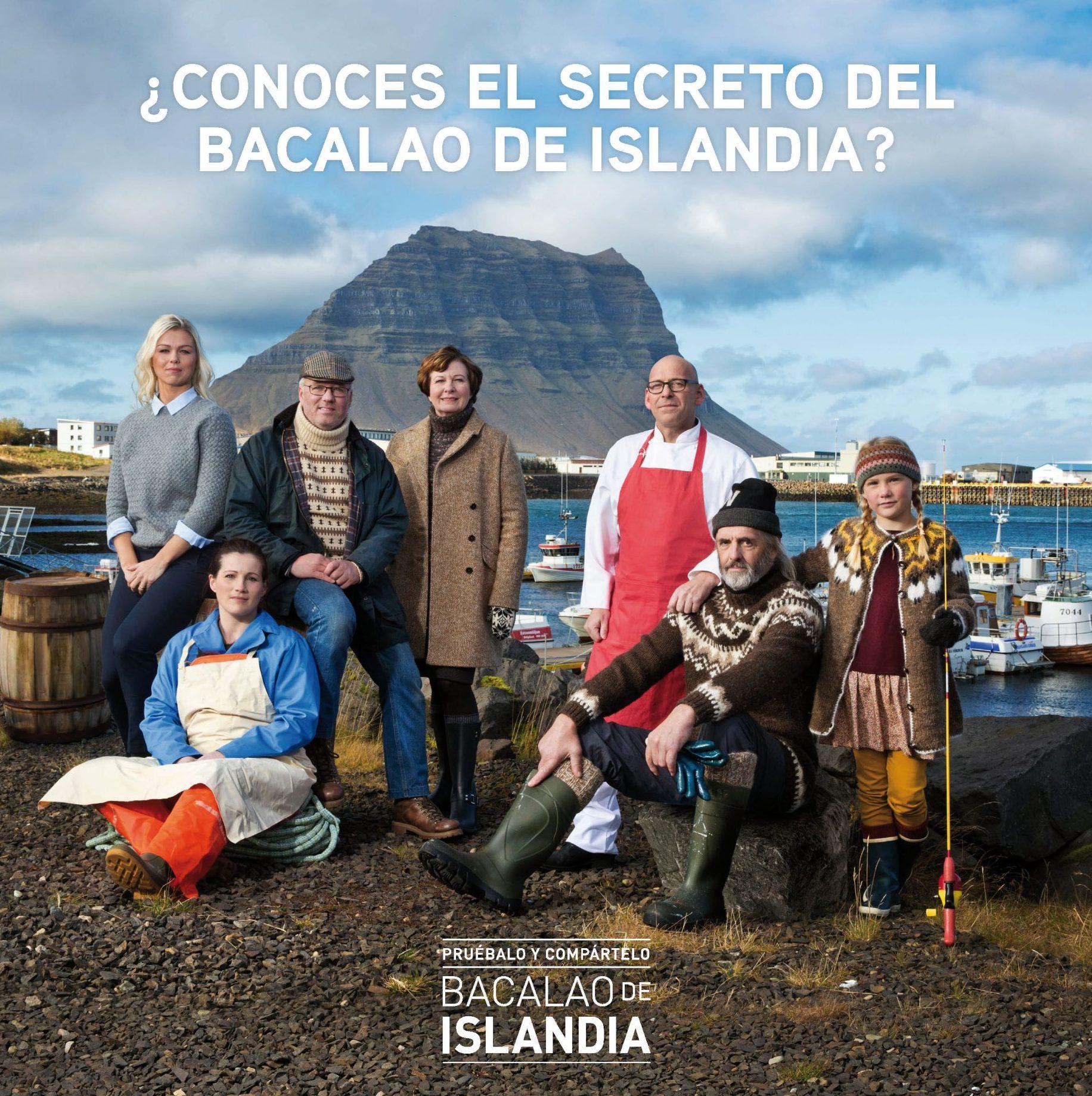 BACALAO DE ISLANDIA